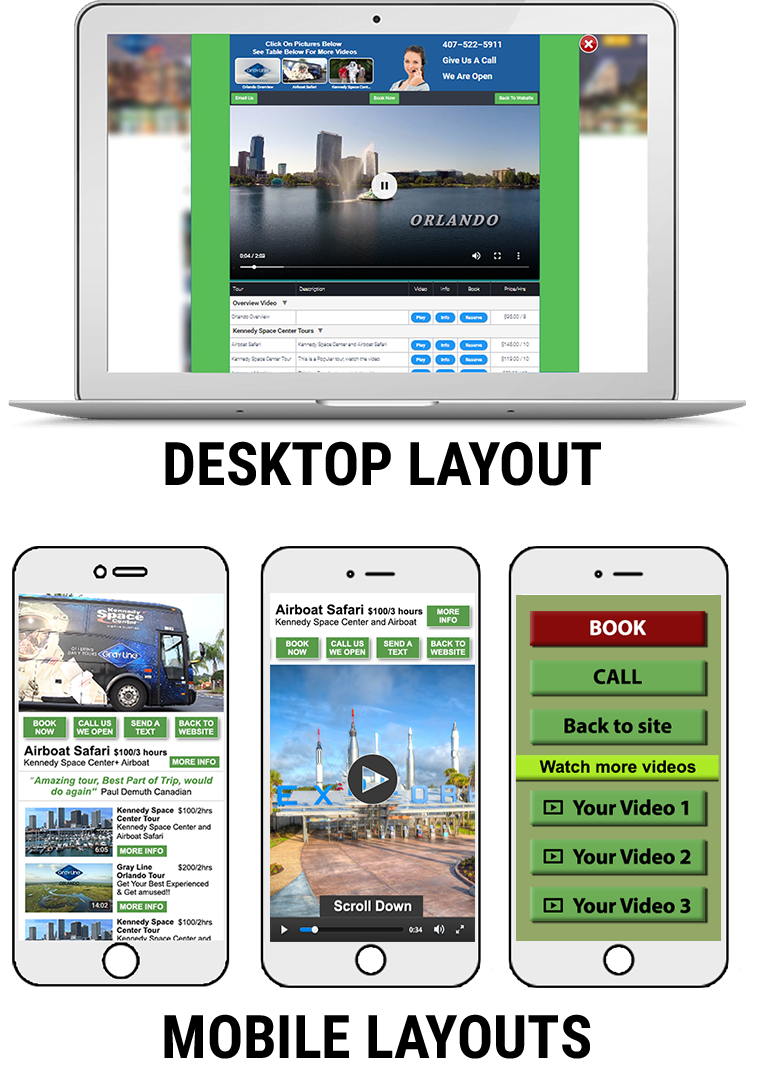 ITS Video Player Video Marketing