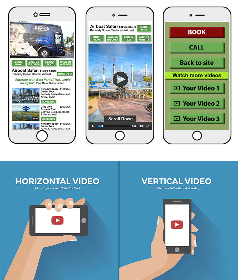 ITS Video Player Video Marketing Layouts